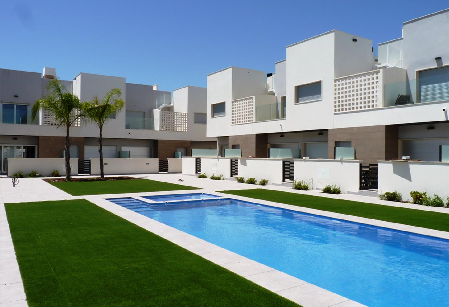 immobilier neuf espagne costa blanca on-n1 azucena del mar piscine