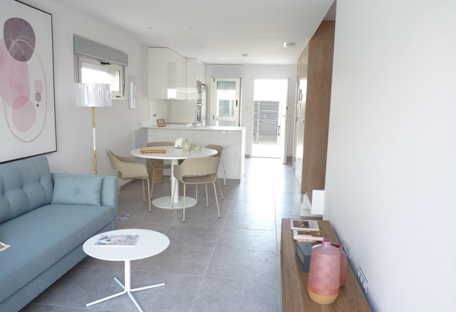 immobilier neuf espagne costa blanca on-n1 azucena del mar salon