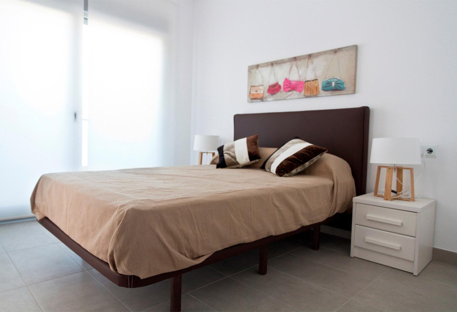 immobilier neuf espagne costa blanca on-n3 duplex higuerigas chambre
