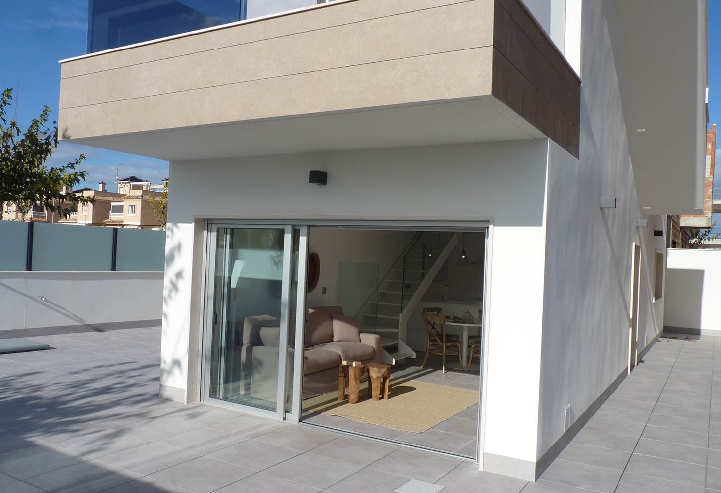immobilier neuf espagne costa blanca on-n6 villa torre margove exterieur