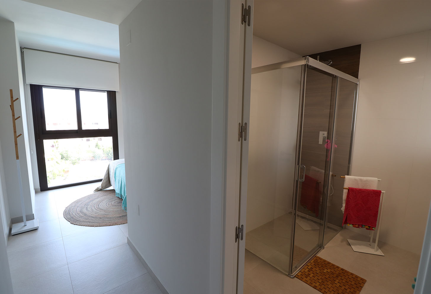 Couloir de l'appartement à Campoamor
