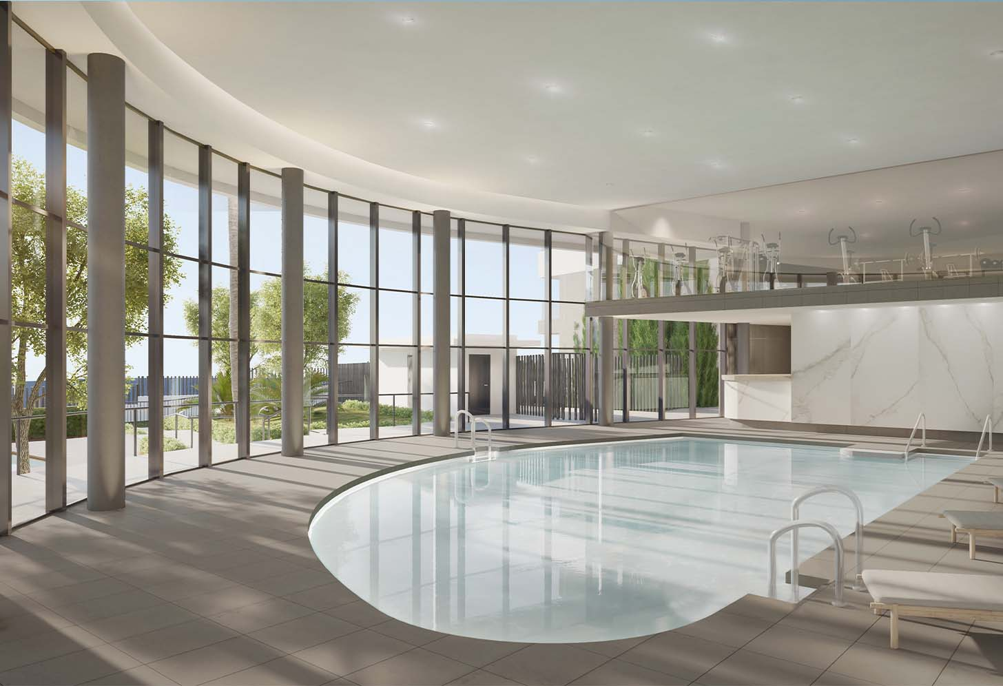 immobilier neuf espagne costa del sol on-e11 Mesas Homes piscine 1