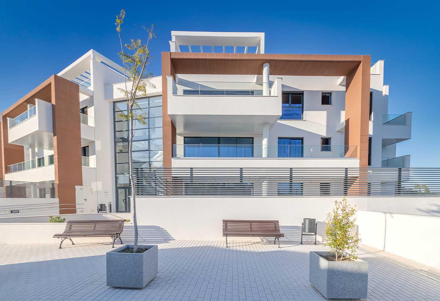 immobilier neuf espagne costa del sol on-e13 Alborada Homes exterieur
