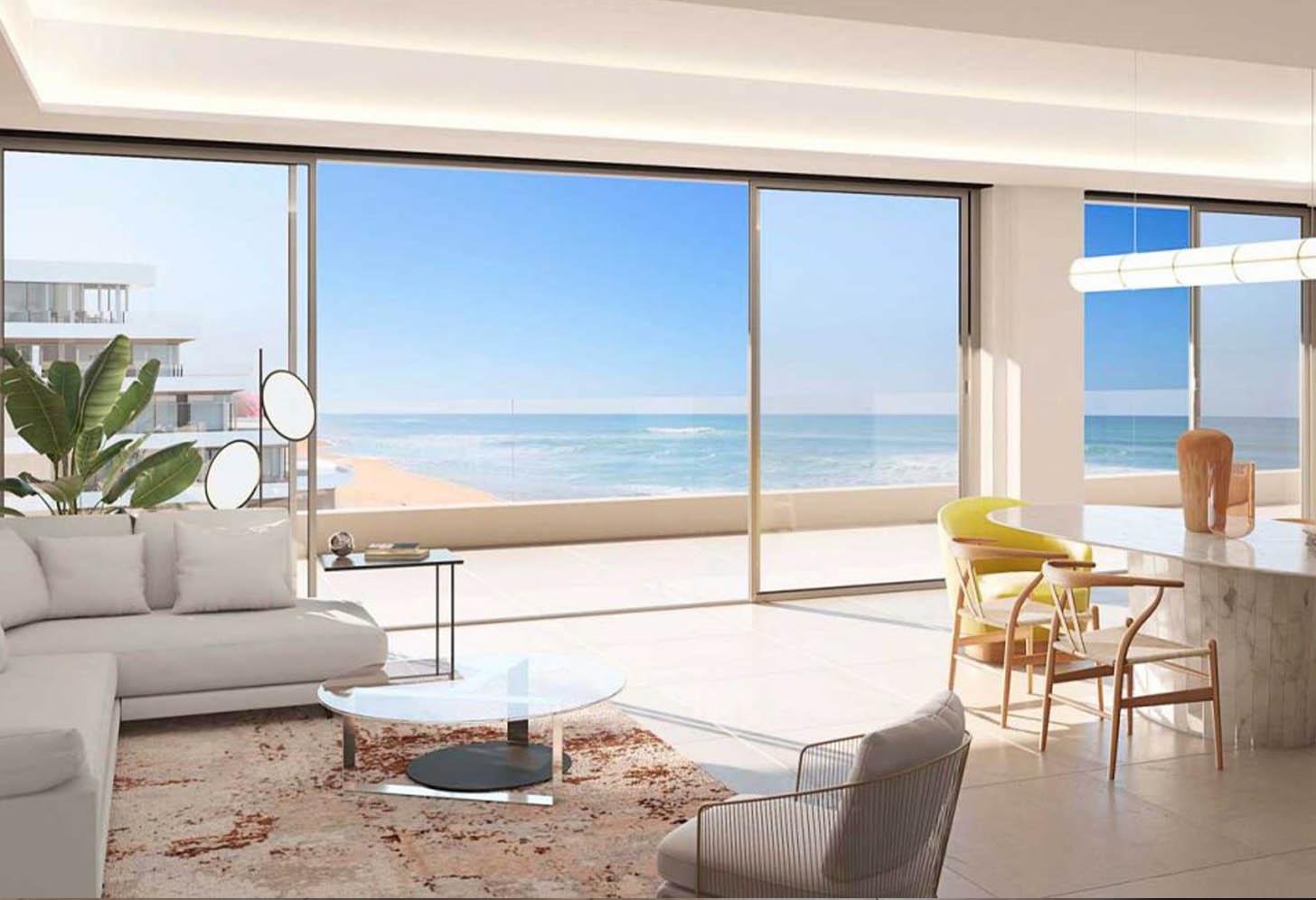 immobilier neuf espagne costa del sol on-e14 nereidas residential salon 2