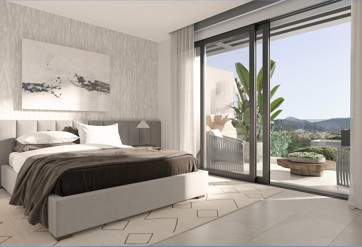 immobilier neuf espagne costa del sol on-e15 serene atalaya chambre