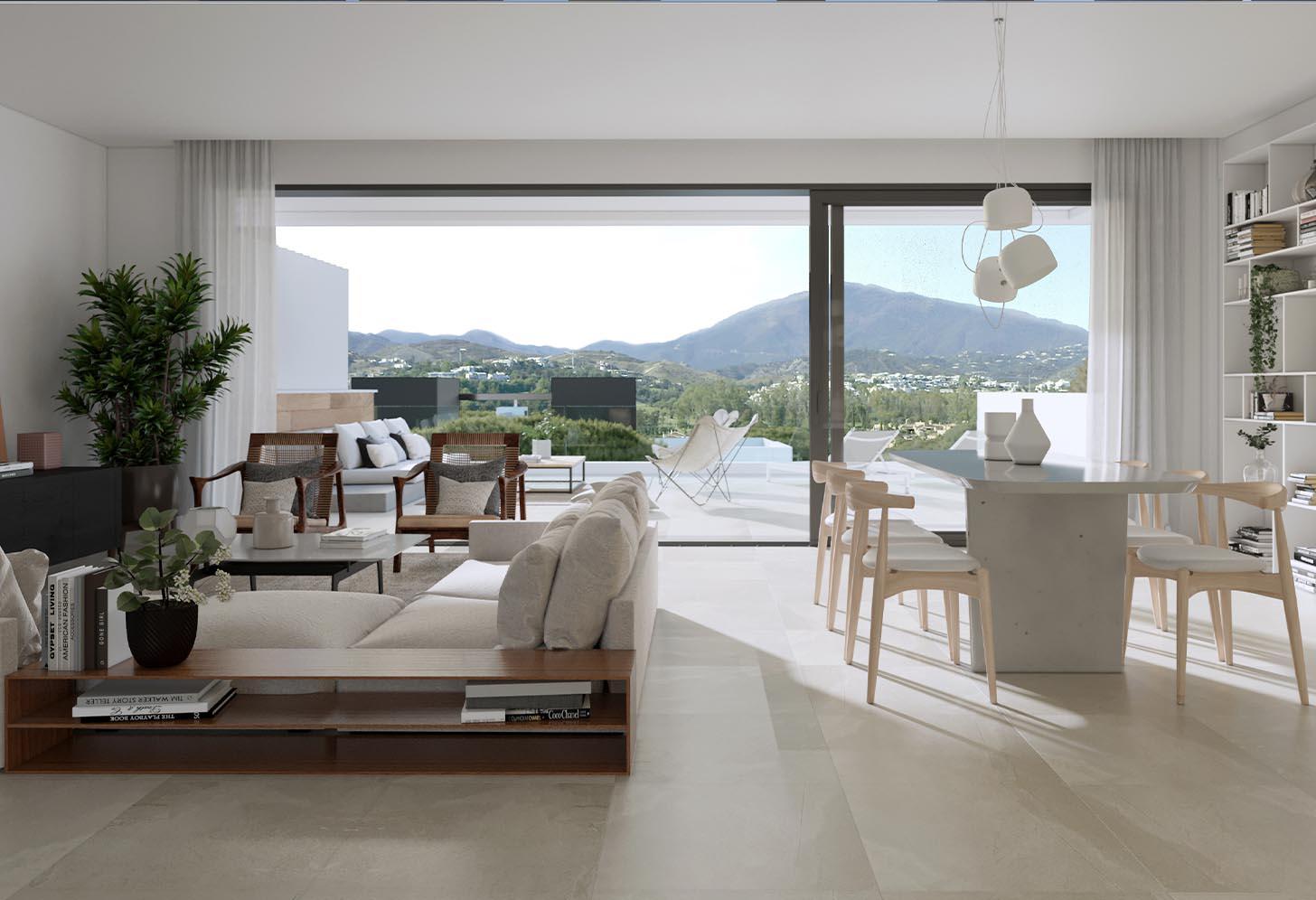 immobilier neuf espagne costa del sol on-e15 serene atalaya salon 2