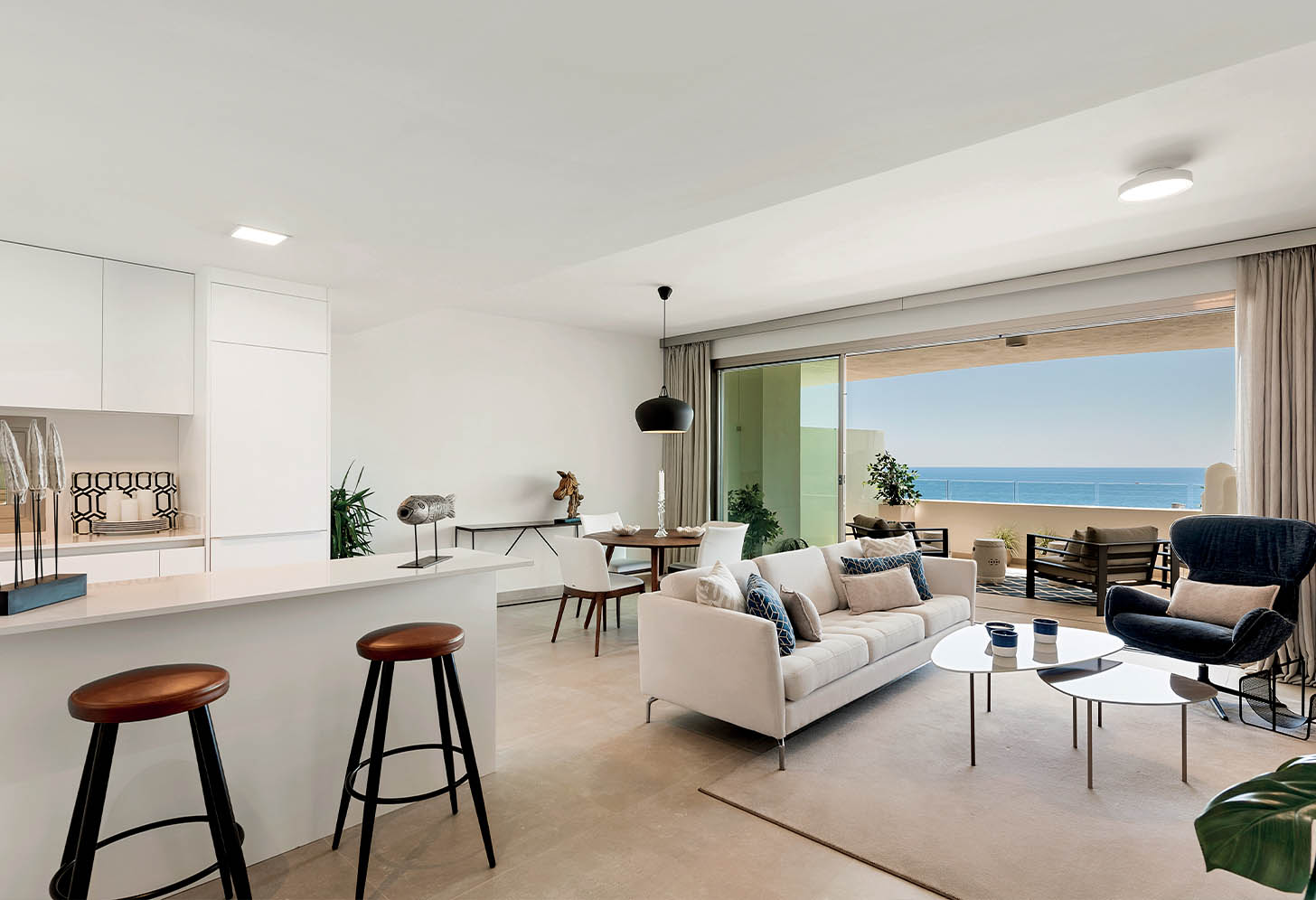 immobilier neuf espagne costa del sol on-e7 aria by the beach salon