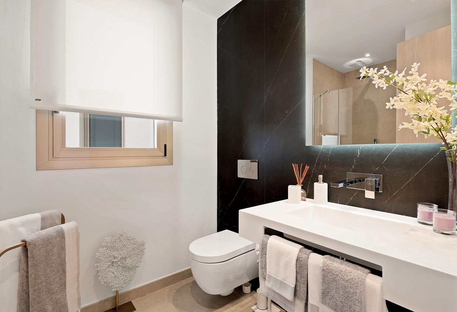 immobilier neuf espagne costa del sol on-e7 aria by the beach salle de bain