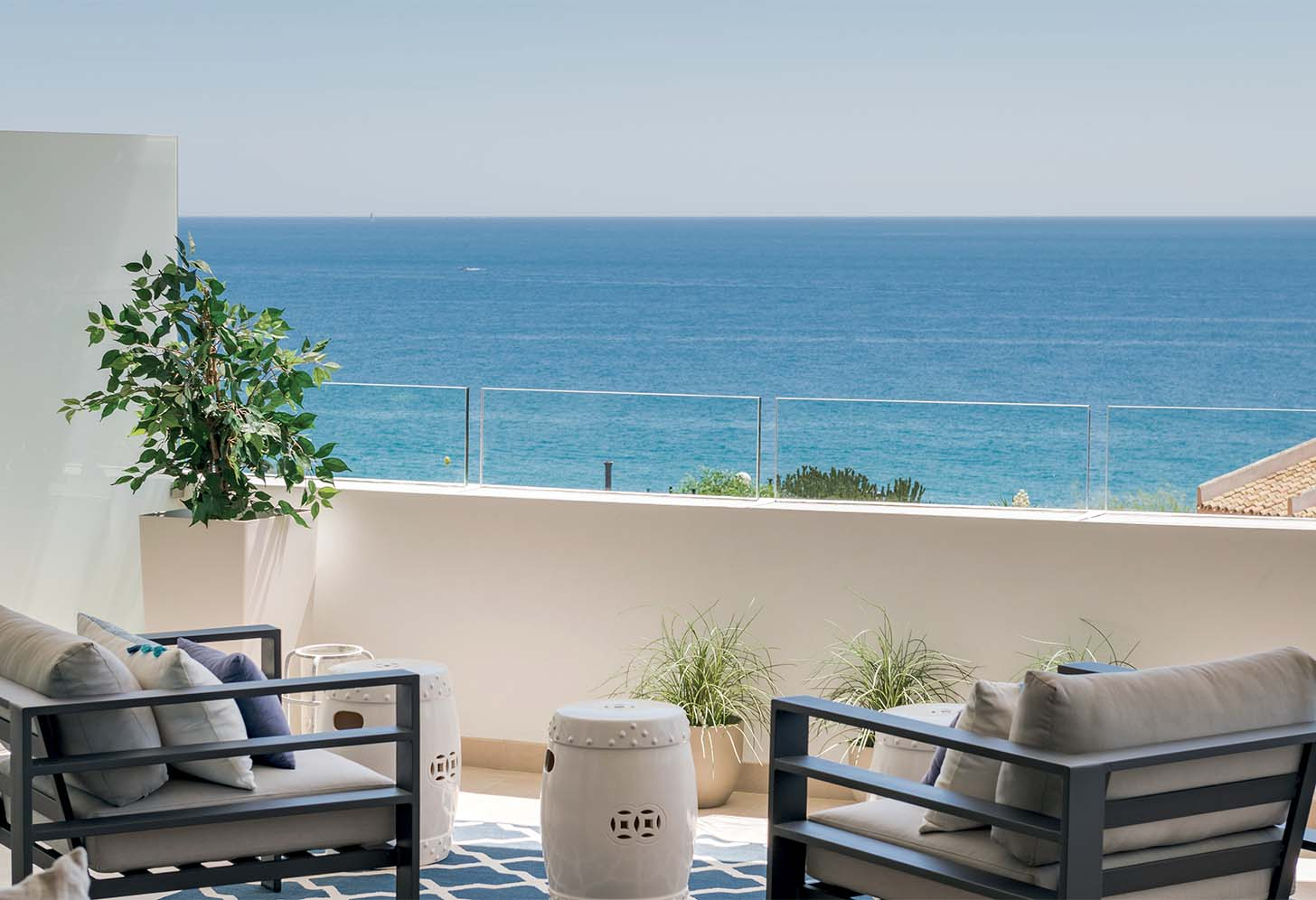 immobilier neuf espagne costa del sol on-e7 aria by the beach terrasse