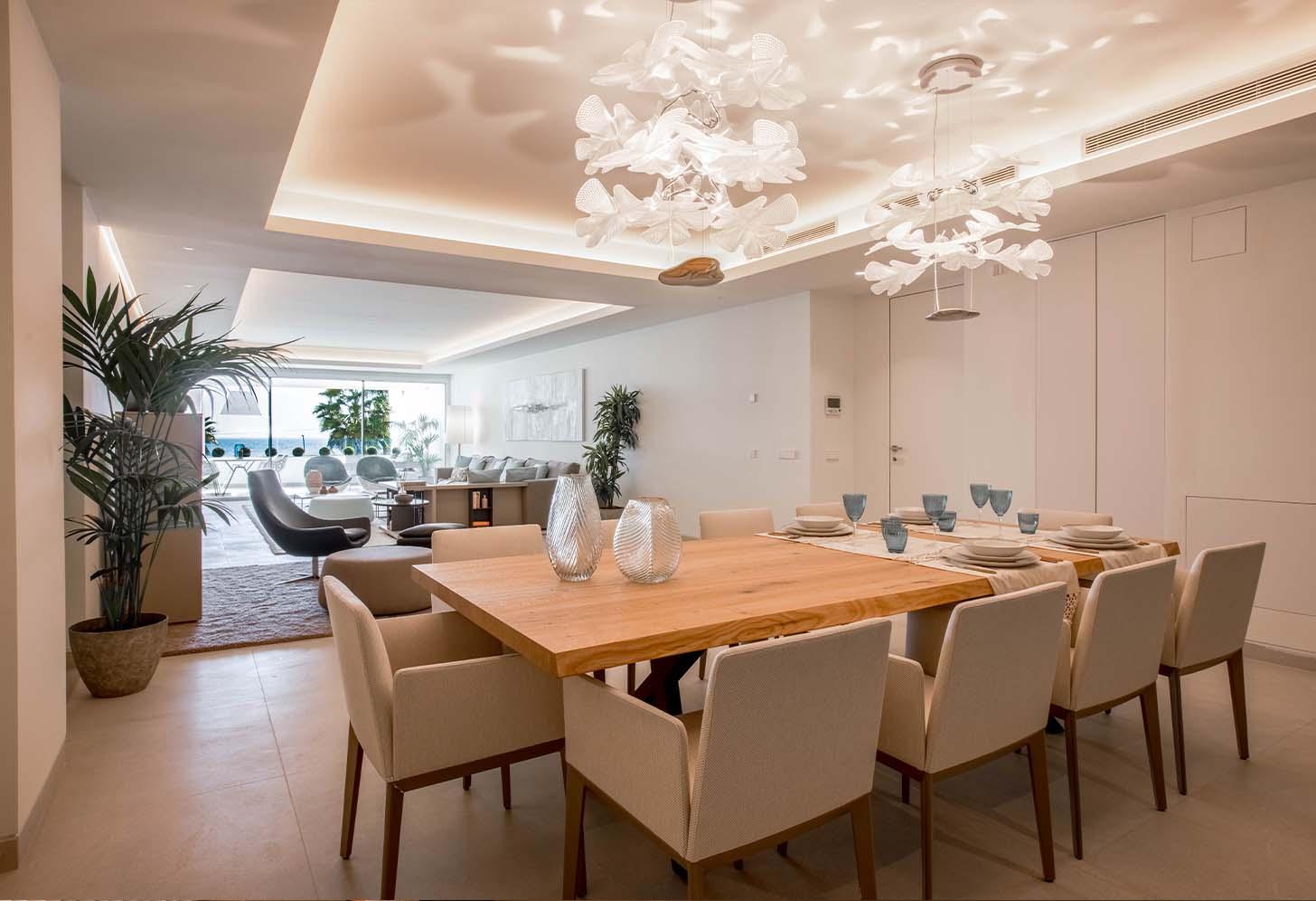 immobilier neuf espagne costa del sol on-e8 daria estepona salle a manger