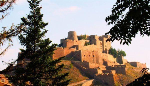 Ruine d'une forteresse espagnole