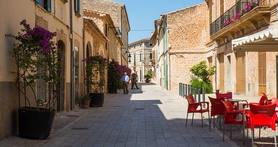 Rue santa Maria