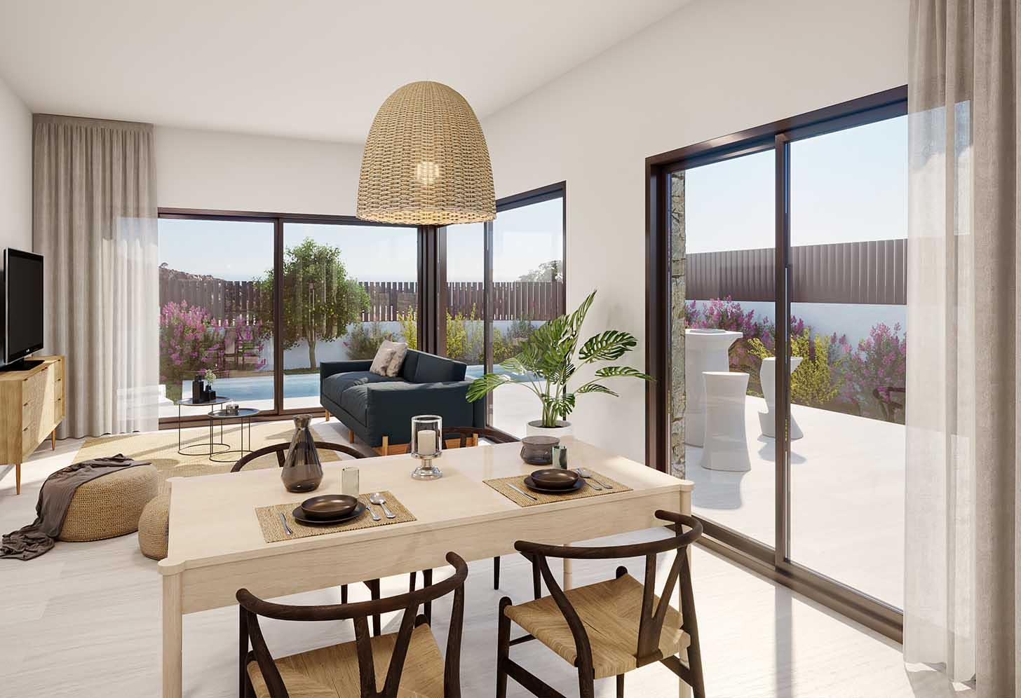 immobilier neuf espagne costa blanca on-o2 balcon finestrat salon