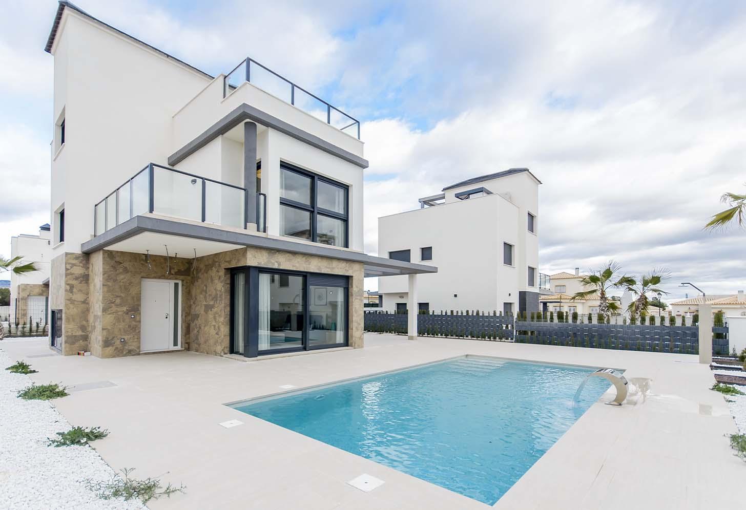 immobilier neuf espagne costa blanca on-p1 castalla piscine