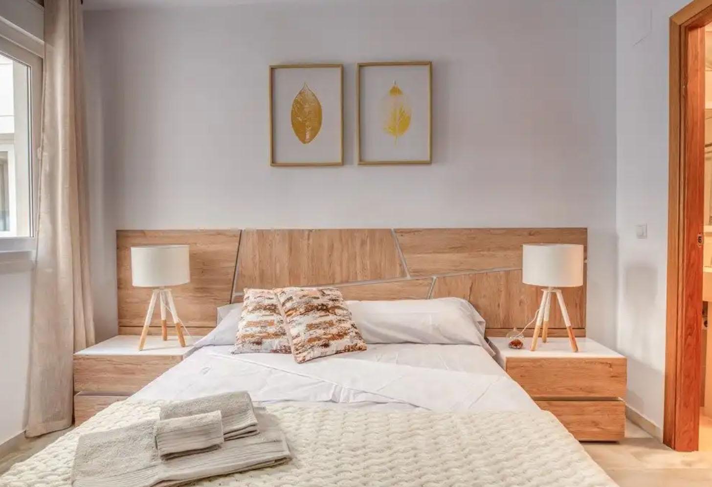 acheter un appartement avec terrasse calpe chambre 005