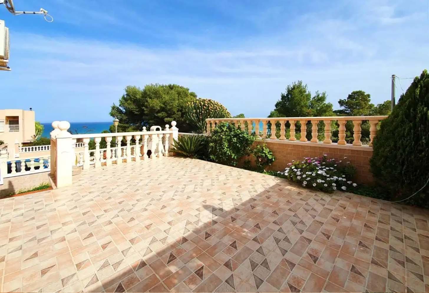 acheter un appartement panorama sierramar terrasse 002