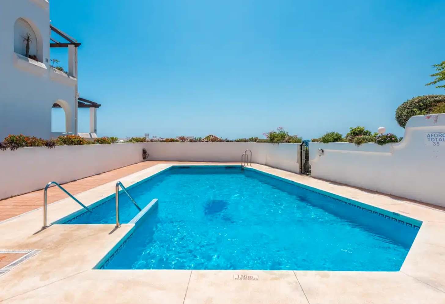 acheter un appartement piscine riviera del sol 009