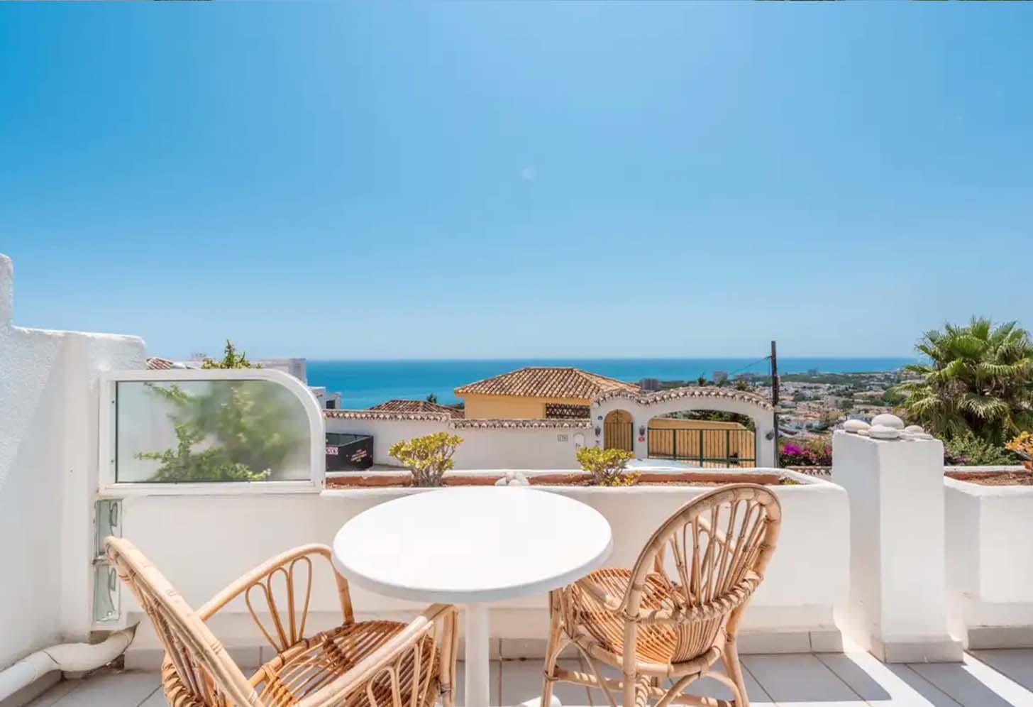 acheter un appartement riviera del sol 001 terrasse vue mer
