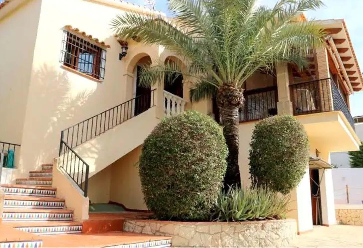 immobilier acheter une maison à dénia 001 facade