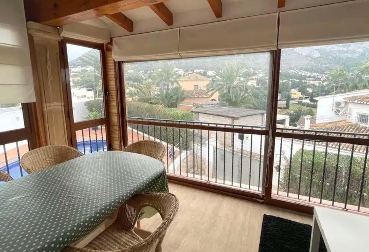 immobilier acheter une maison à dénia 004 terrasse
