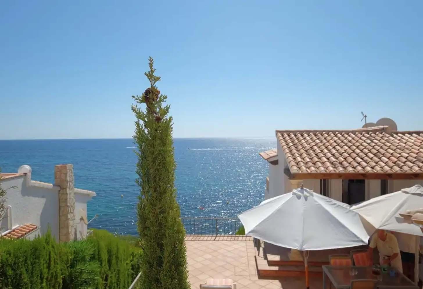 immobilier acheter une maison à calpe 001 d1 vue mer