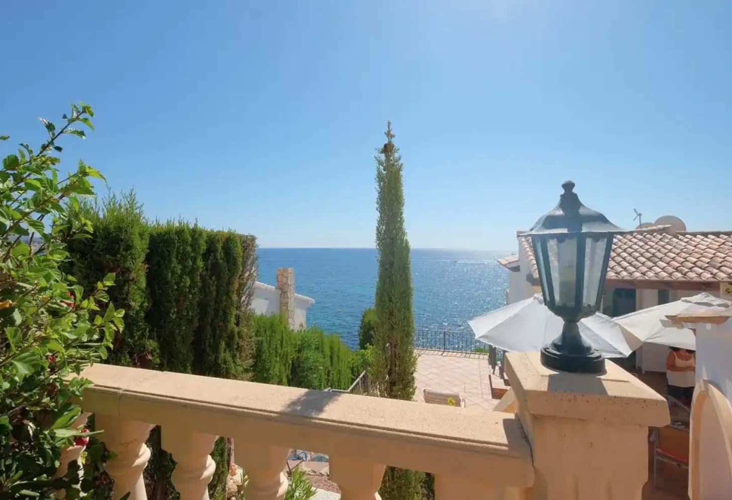 immobilier acheter une maison à calpe 004 d1 vue mer