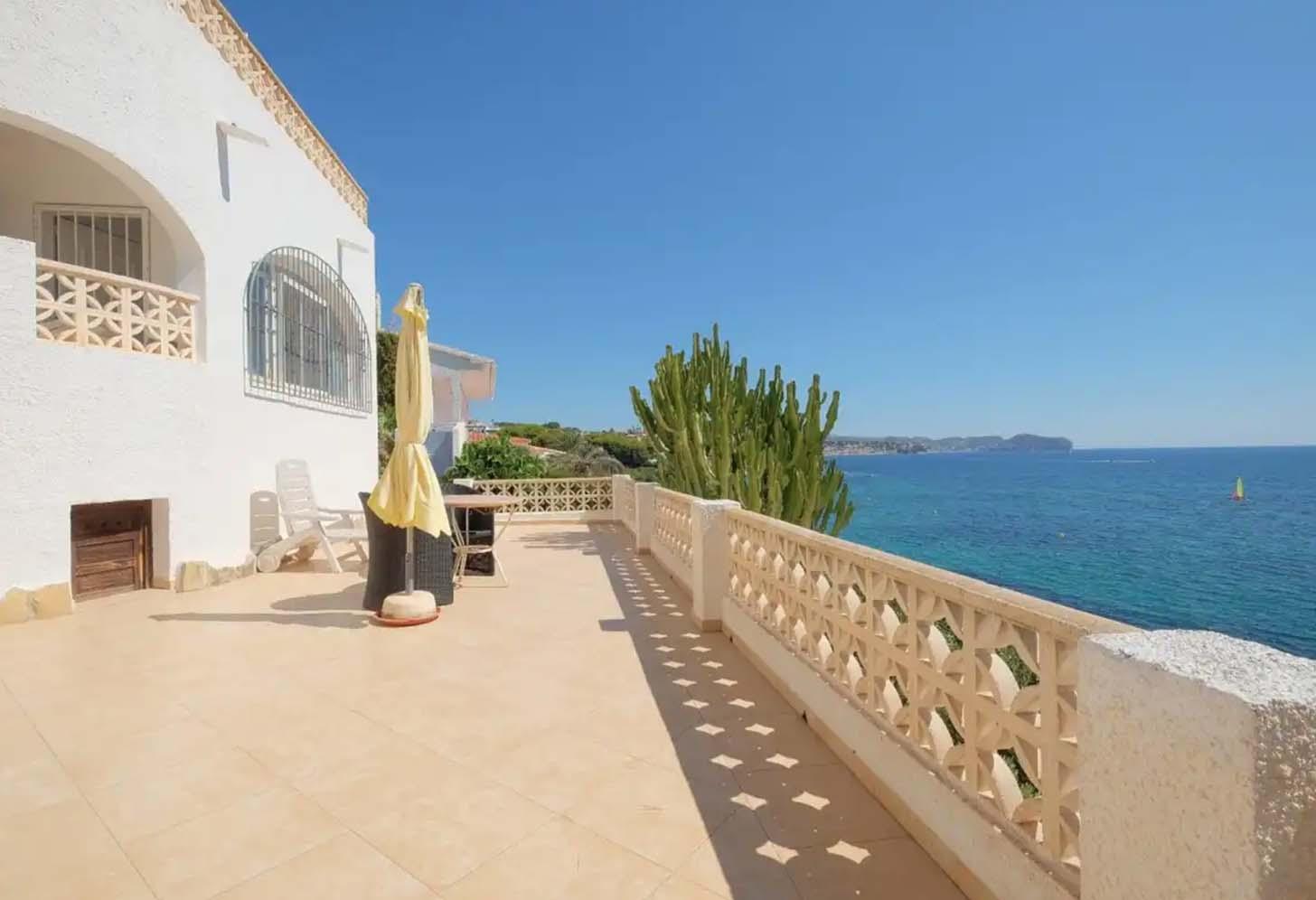 immobilier acheter une maison à calpe 006 d1 terrasse