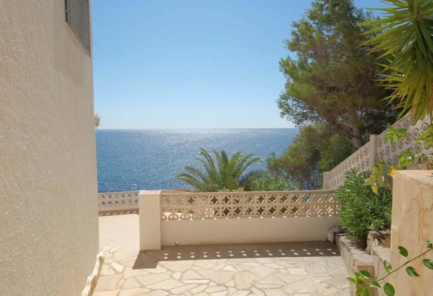 immobilier acheter une maison à calpe 011 d1 terrasse vue mer
